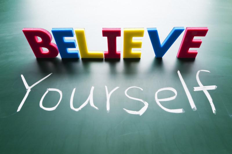ビジネスで成功するには、根拠の無い自信が持つこと。