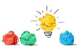 「創造は生むものではなく、物事を結びつける」ことから始まる